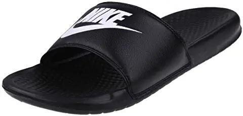 Nike Navy Benassi Just Do It